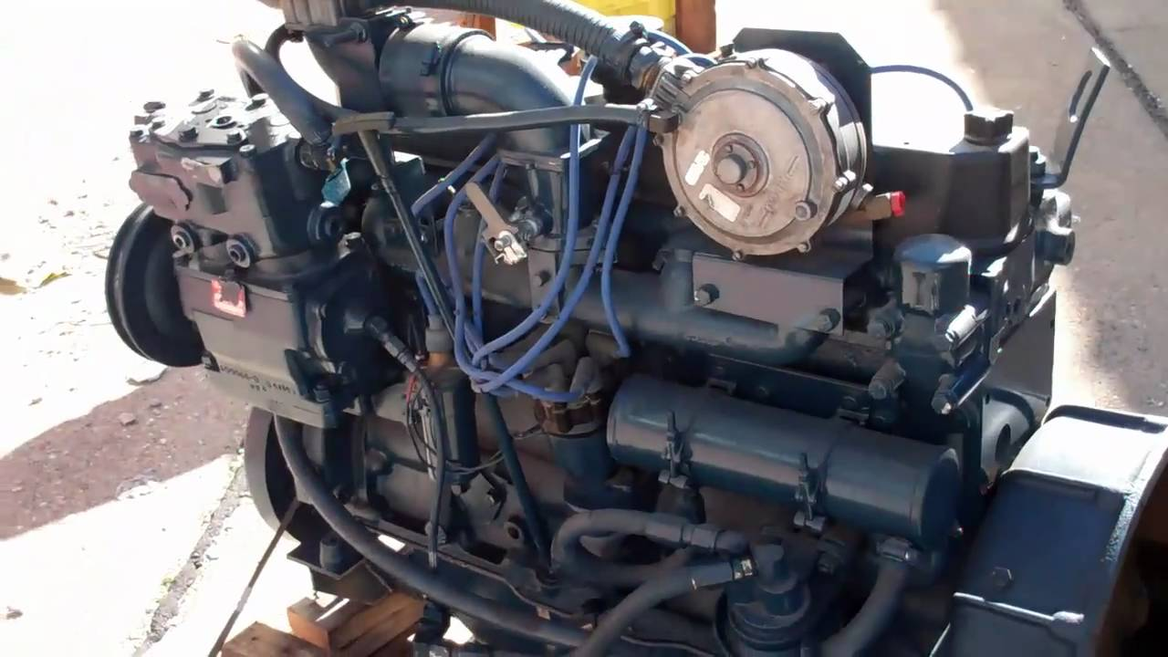 New Hercules G3400t Engine Youtube