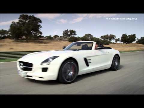 The SLS AMG GT