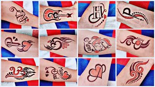 Very beautiful and simple tattoo | amazing tik tok tattoo videos