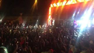 kalash feat booba concert dakar rouge et bleu live