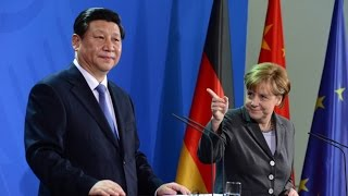 China compra  Alemania