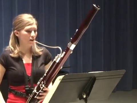 Michele Bowen, Bassoon Video