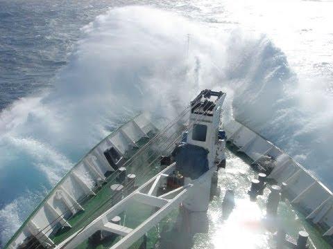 Crossing Drake Passage