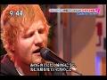 Ed Sheeran - Castle On The Hill (TV Performance )