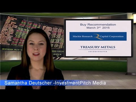 Mackie Research has updated coverage on Treasury Metals (TSX: TML)
