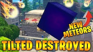 NEW METEORS SPOTTED (TILTED DESTROYED) Fortnite Funny Fails and WTF Moments! #42