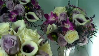 The Making of Paola & Xavier's Wedding Flowers