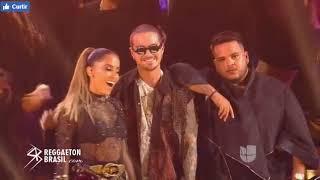 download musica J Balvin e Anitta - Machika & Downtown Premio Lo Nuestro 2018 COMPLETO