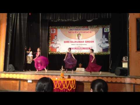 Udi- Guzaarish Dance By Khushi And Her Group video