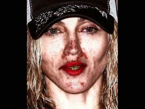 Madonna Crystal Meth Story video