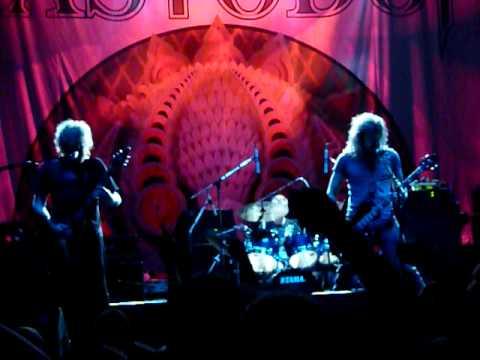 Mastodon - Live SPb 2011 - Aqua Dementia