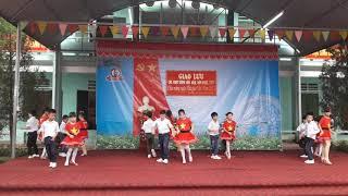 20-11-2018 Trường Tiểu học Thị trấn Thanh Ba