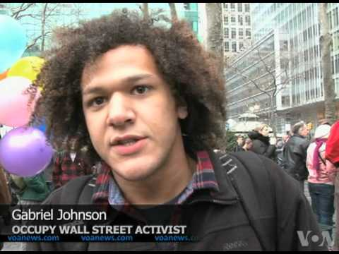 Occupy Wall Street Movement Marches on Corporations