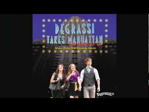 Degrassi Takes Manhattan Flashin' Midnight & Jane -- Here Today