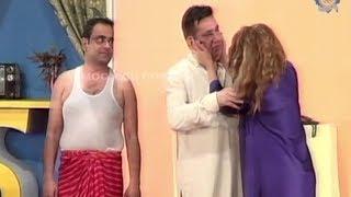 Heera Te Mandi | Nasir Chinyoti | Gulam | Sajan Abbas | Qaiser Piya - Comedy Stage Drama Clip