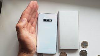 Обзор Samsung Galaxy S10e, КОМПАКТНЫЙ И СВЕРХ-МОЩНЫЙ!