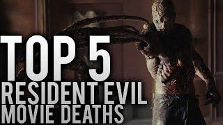 download lagu Top 5 Resident Evil Movie Deaths gratis