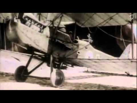 World War I in Color & HD Episode 3  Blood in the Air
