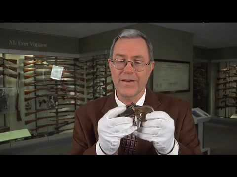 Weird Derringers: NRA National Firearms Museum