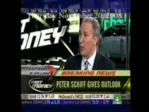 11/20/2008 Peter Schiff On Fast Money -