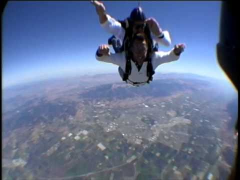 Worlds Highest Skydive.. Monterey Bay, 18,000 feet, 90 seconds Freefall