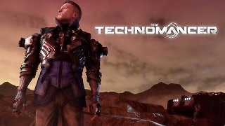 Official Survive on Mars Gameplay - The Technomancer