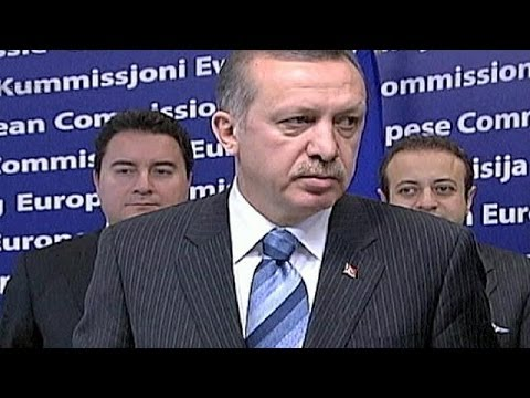 Erdogan to meet with EU presidents in Brussels amid Turkey corruption scandal