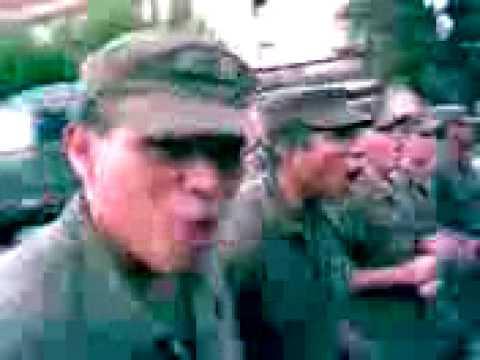Pania de infanteria del colegio militar de la nacion