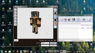 Como hacer una foto de tu Skin de Minecraft