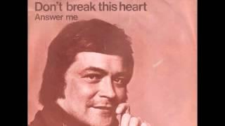 Watch Jack Jersey Dont Break This Heart video