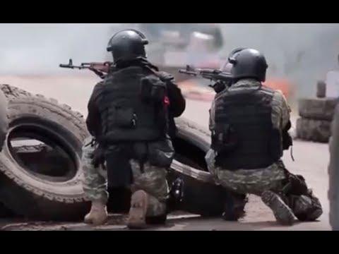 Документальна стрічка «Україна. 100 днів над прірвою» (канал 1+1)
