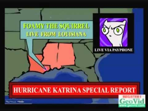 Foamy: Hurricane Report