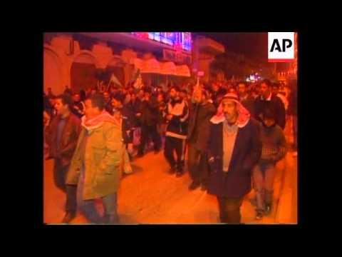 Aftermath of Gaza attack, Hebron demo and Jerusalem security