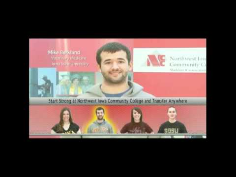 There's a Place for You 1 - Northwest Iowa Community College