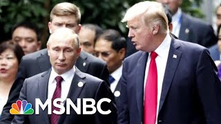 President Donald Trump Surprises Staff, Wants Russia At G7 | The Last Word | MSNBC