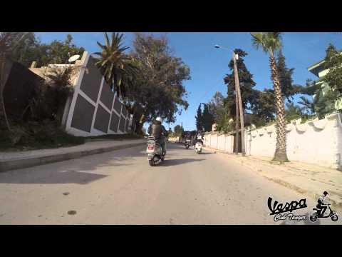 جولة رائعة بمدينة طنجة على متن دراجة نارية