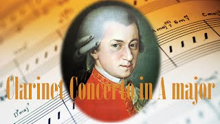 🎼 Mozart Clarinet Concerto in A major - Classical Music for Relaxation - Mozart Classical Music