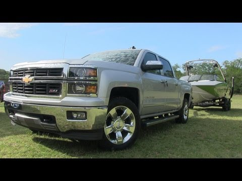 2014 Chevy Silverado First Drive On & Off-Road Review