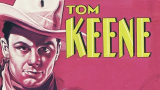 Riding the Sunset Trail (1941) TOM KEENE