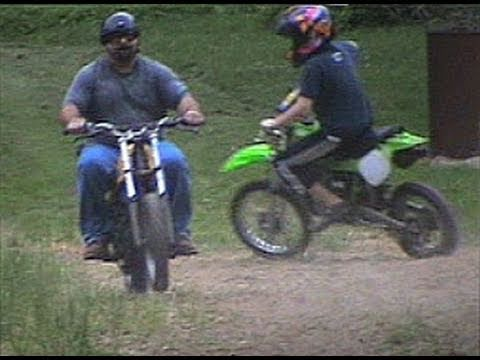 1980 RM 60 & 2002 KX 60 Rippin at Shag's
