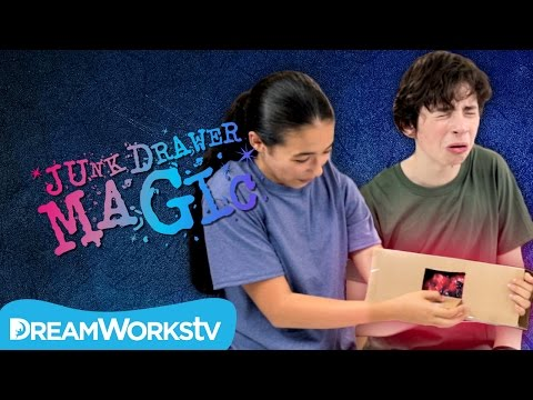 Skin Remover Box | JUNK DRAWER MAGIC on Go90
