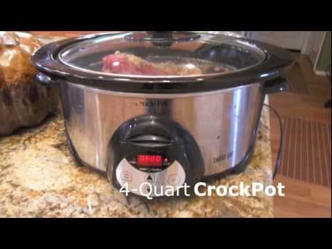 How To Make RIbs with a Crock Pot