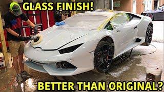 Rebuilding A Wrecked Lamborghini Huracan Part 21