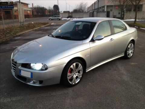 Alfa Romeo 156 2 0 Jts Wmv Youtube