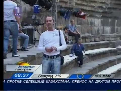RTS1 Sirija 6 - Tv report Syria:Lattakia,Aleppo,tourism.Nov 24th, 2007