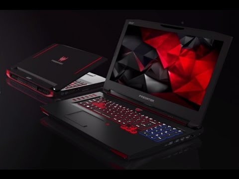 Acer Predator 15 &17 Notebook Launched in India