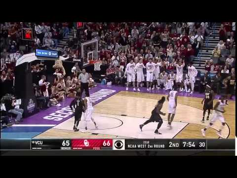 VCU vs. Oklahoma: Buddy Hield 3-pt