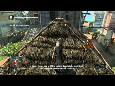 Assassin's Creed 4 Black Flag - Gameplay Walkthrough Part 20: Traveling Salesman