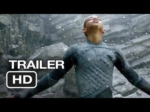 After Earth Official Trailer #1 (2013) - Will Smith Movie Hd video