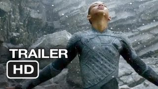 The Help - After Earth Official Trailer #1 (2013) - Will Smith Movie HD